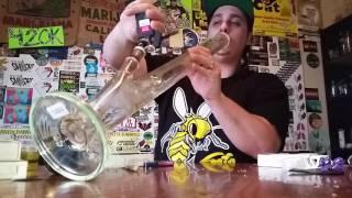 SMOKING WEED WITH PLASMA!!!!!!!!!