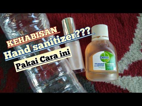 Beberapa Cara Mudah Membuat Hand Sanitizer (Anti Septic) Sendiri - AnekaNews.net