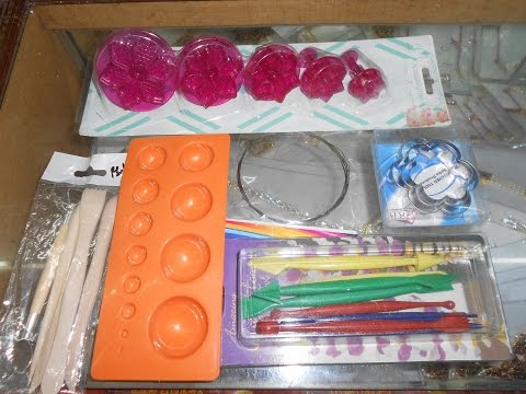 TERRACOTTA JEWELLERY MAKING MATERIALS AVAILABLE AT PANDIAN THREAD STORE