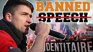 Martin Sellner | THE BANNED SPEECH | Review & Debate