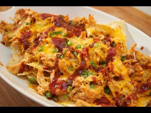 BBQ Chicken Nachos - Cooked by Julie - Episode 168