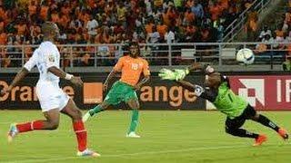 Highlights, Ivory coast vs DRC, Cote d'ivoire Versus DR Congo AFCON 20 January 2017 Live Match