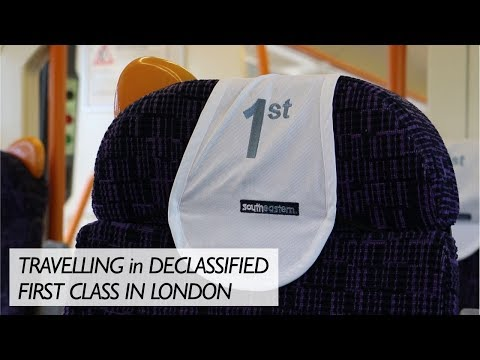 First Class For Free In London
