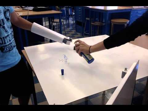 Easiest prosthetic hand you can make for engineering class