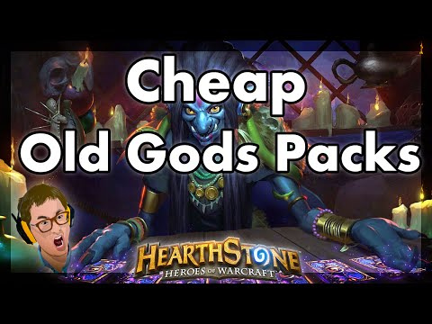 Hearthstone - Buy Hearthstone Packs cheap! (~25% off)