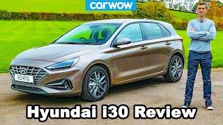 Hyundai i30 (Elantra GT) review - better than a VW Golf?