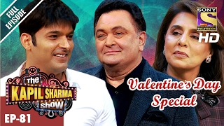 The Kapil Sharma Show - दी कपिल शर्मा शो- Ep-81-Rishi Kapoor & Neetu In Kapil's Show–11th Feb 2017