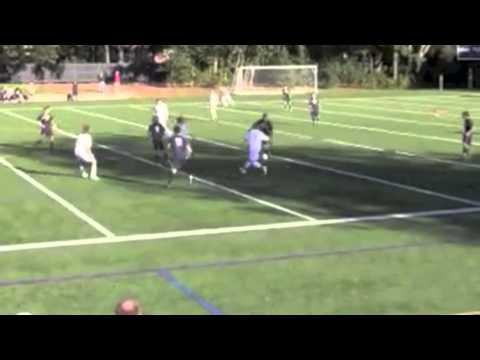 Eli Lichtman soccer recruiting video (Stamford, CT)