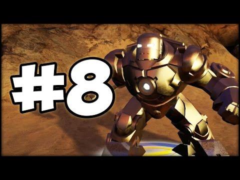 LEGO MARVEL AVENGERS - LBA - Episode 8 : Iron Monger!