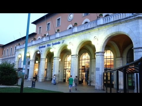 Pisa train station -  Italy