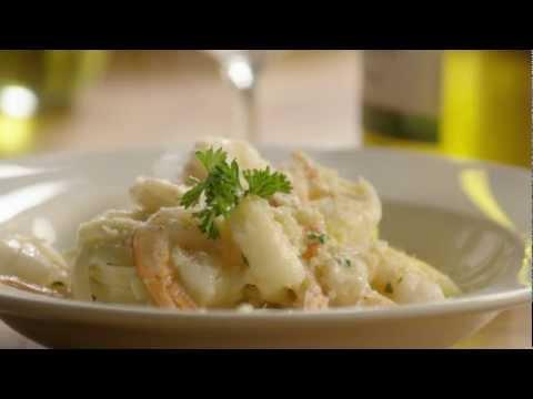 How to Make Shrimp Fettuccine Alfredo | Allrecipes.com