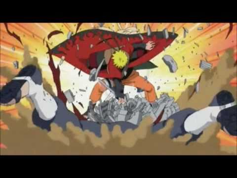 Naruto VS Pain (HD) [FULL FIGHT]