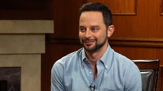 """Larry and Nick Kroll have an """"ameezing"""" time discussing"""