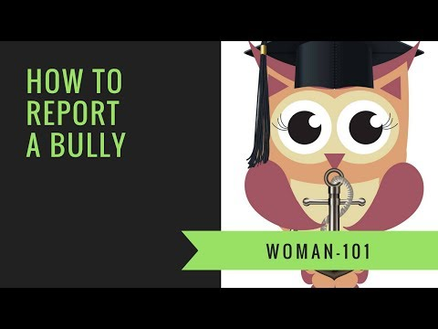 Cyberbullying: 📲  How to Report a Bully! 😡  Attorney System to Stop Bullying