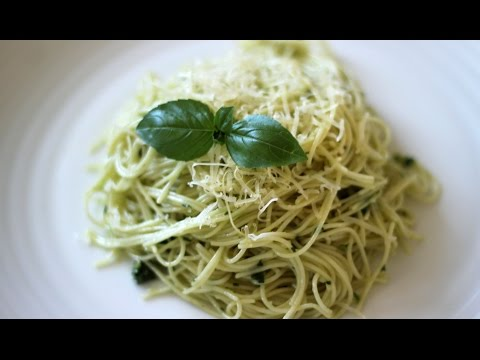 Basil Pesto Pasta Recipe