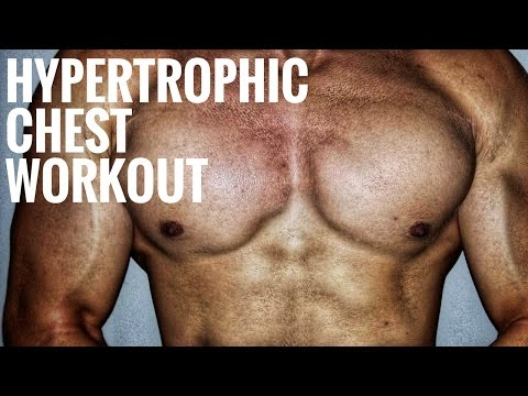 How to Build a Big  Chest  - (calisthenics) ✔