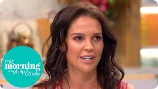 Danielle Lloyd Reveals She Had Similar Run-Ins With Rebekah Vardy   This Morning