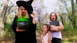 Download We Found A Pretend Play Witch's Magic Book Video