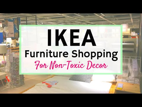 IKEA Furniture Shopping!