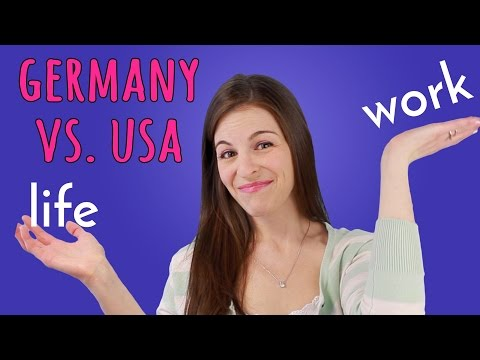 Work-Life Balance: REALLY DIFFERENT in Germany & USA