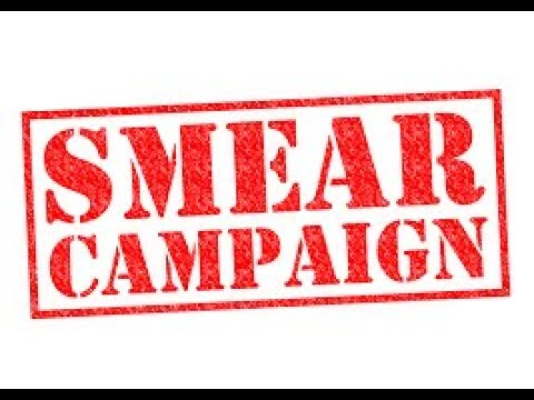 Smear Campaigns - Narcissistic Abuse