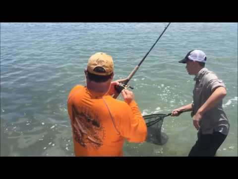 Fishing for Redfish, Trout, and Black Drum in Port Aransas Rockport area Early June