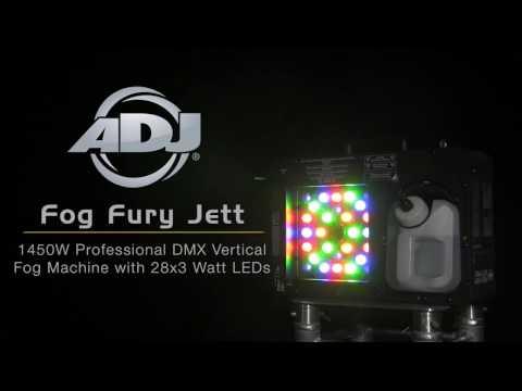 ADJ Fog Fury Jett Pro