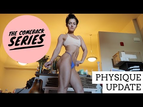 Physique Update | Full Day Of Eating | The Come Back Series #1