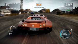 Need For Speed The Run: Final Stage Campaign [Extreme Difficulty]  w/ The Ultimate Tier 6 Hypercars