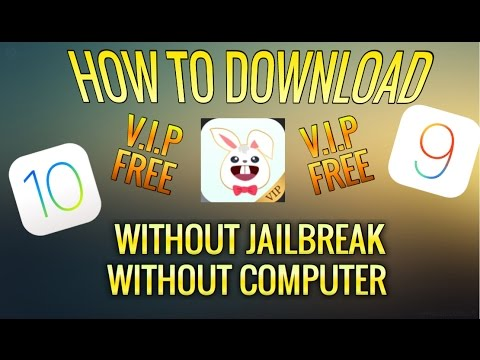 How to install Tutuapp VIP ACCESS for free on ios 10-10.3 without jailbreak or computer