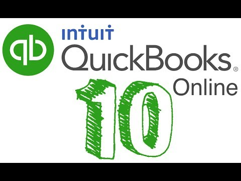 10. Quickbooks Online - How to Create CUSTOM ESTIMATE   2018