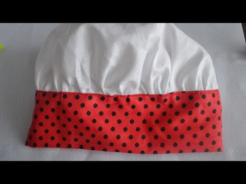 How To Make a Fun Little Chef's Hat - DIY Crafts Tutorial - Guidecentral