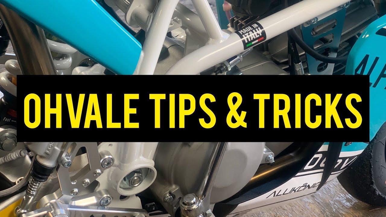 Ohvale GP-0 Tips and Tricks