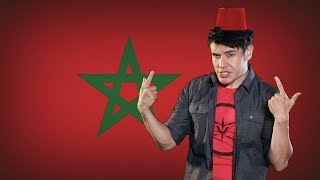 Flag/ Fan Friday MOROCCO (Geography Now!)