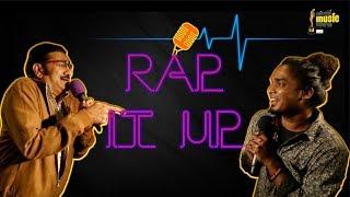 SUDESH BHOSLE RAPS WITH MC TOD FOD | MMA | RAP VIDEO | MIRCHI ARJUN