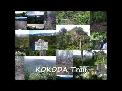 Discover The Kokoda Trail Terrain in a Google Earth Kokoda Trail Fly-Through: Kokoda to Owers Cnr