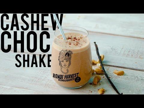 Cashew Choc Shake   Blend & Squeeze