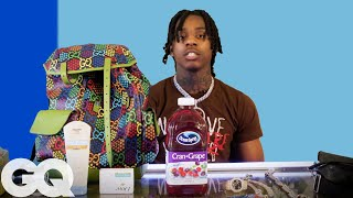 10 Things Polo G Can't Live Without | GQ