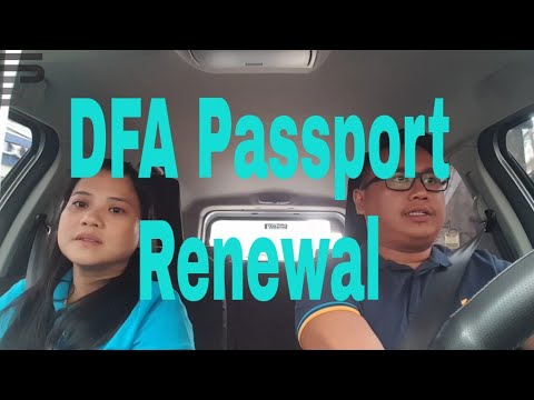 VLOG#15: Passport Renewal (how to)