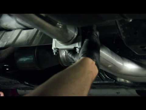 2005-2014 Nissan Xterra Doug Thorley Exhaust Installation