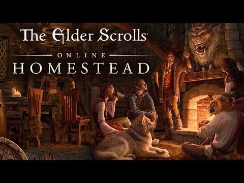 The Elder Scrolls Online - Welcome Homestead Trailer