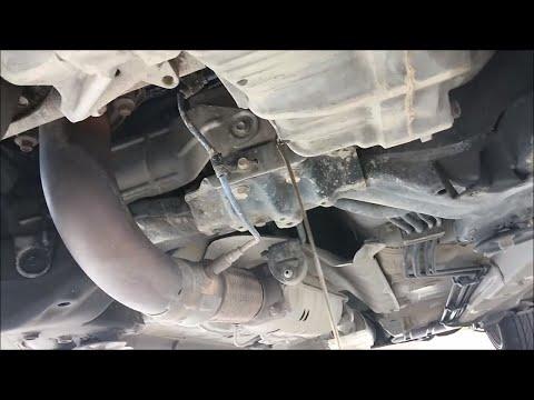 Acura TSX, honda accord, civic  Manual transmission fluid change