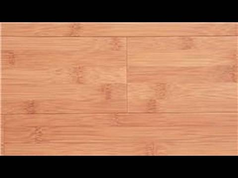Floor Care : Caring for Bamboo Flooring