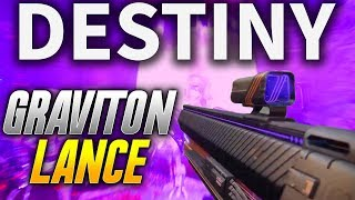 Destiny 2: GRAVITON LANCE AND EXOTIC ITEMS! (Destiny 2 PS4 GAMEPLAY)