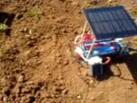 solar nanorobot