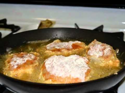 Main - Fried Chicken Thighs