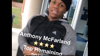 Alabama, Maryland Or Miami? 4-Star RB Anthony McFarland Commits On B/R Snapchat