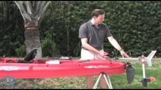Torqeedo Travel Kayak Ultralight Outboard Motor