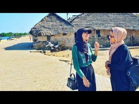 VISITING FAZA VILLAGE, LAMU WITH MY MUM