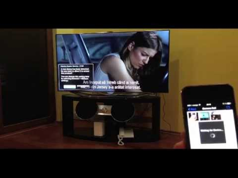 How to AirPlay Videos Photos from iPhone to Samsung Smart Tv
